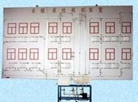 CNX-1采暖系统模拟装置 空调制冷专业 高教仪器