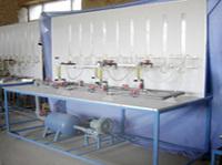燃气管网水利工况实验台