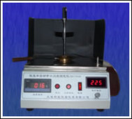 石油產品半自動開口閃點與燃點測定器(克力夫蘭法) GB/T 3536 ASTM D92