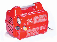 RP PRO II电动试压泵/德国罗森博格Rothenberg/电动试压泵RP PRO II