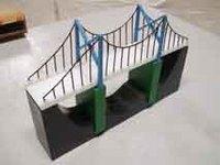 通用技术.桥梁模型(悬索桥)