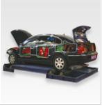 汽车整车解剖运行台架