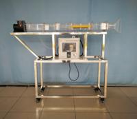 數字型強迫對流空氣橫掠平板放熱系數測試裝置