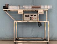 強迫對流空氣橫掠平板放熱系數測試裝置