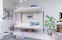 上下鋪鐵床價格實惠還得來銘仁家具