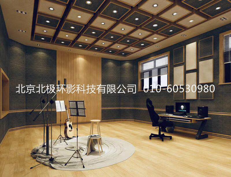 录音棚装修吸音墙做法
