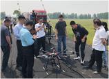 EcoDrone无人机遥感技术助力国家小麦产业技术体系发展