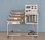 自然對流橫管管外放熱系數測試裝置(四級單管)