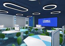 智慧教室-圖書館-錄播室-創客空間-多媒體教室-智慧辦公室