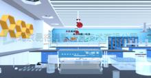 药品分析仪器虚拟仿真教学系统