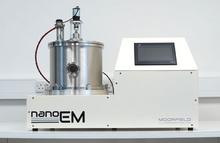 多功能高级磁控溅射喷金仪—nanoEM