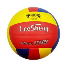 【南华利生LeeSheng】亚超细PU革做工精细手感细腻5号排球v6003
