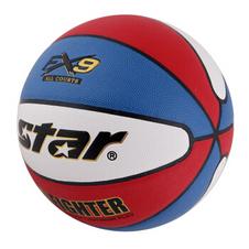 【世达-Star】FIBA公认篮球6号女子大赛专用室内外PU吸湿BB4256-31