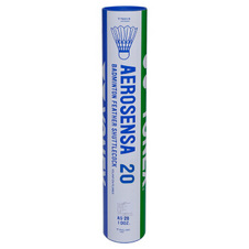 【尤尼克斯】AS-20 YONEX 尤尼克斯羽毛球  精选鹅毛球 比赛用球1桶12只 AS20(一桶装)