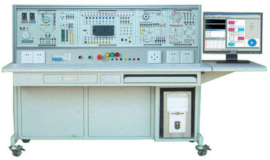 DICE-PLC1D型可编程控制器综合实训装置
