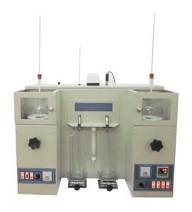 双管石油产品蒸馏测定仪