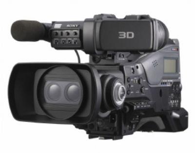 PMW-TD300肩扛式3D摄录一体机