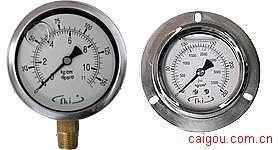 价格不锈钢压力表L0045526