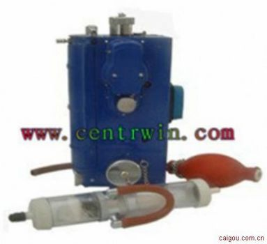 光干涉式甲烷测定器(0-100%) 型号:ZY-ACJG-100