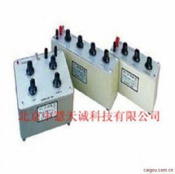 十进式电容箱 型号:DZ/RX7-N59