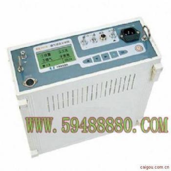 烟气综合分析仪(O2.SO2.NO.NO2.H2S.CO.CO2可测) 型号:WZU3022-1