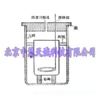 测定冰的熔化热量热器 型号:UKB-2M