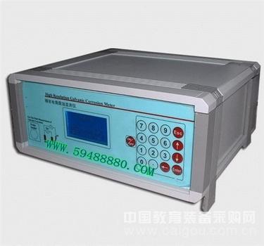 电偶腐蚀测试仪/电化学噪声测试仪 型号:ELDY/CST-500