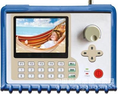 三网融合数字电视网络测试仪 数字电视网络测试仪 型号:HA/MS9000Q