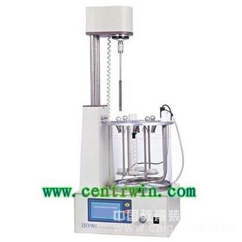 全自动石油合成液抗乳化性能测定仪 型号:ZHY901