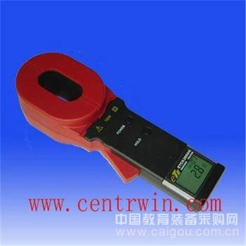 钳形接地电阻仪/钳形接地电阻测试仪(长口普通型) 型号:YTETCR2000G