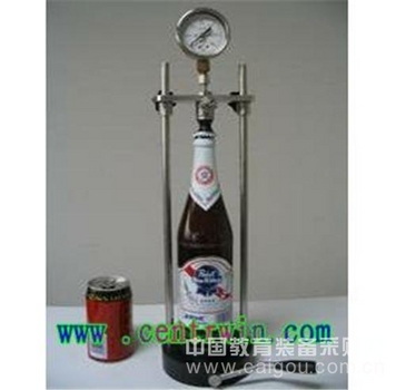 啤酒饮料二氧化碳测定仪/二氧化碳压力测定仪 型号:ZJYKZJ-7001