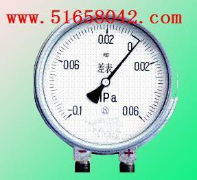 差压表/差压表/压力表  型号:JH-CTS-150