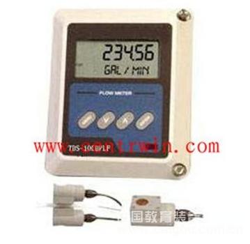 固定式多普勒超声波流量计 型号:TDS-100DPLF