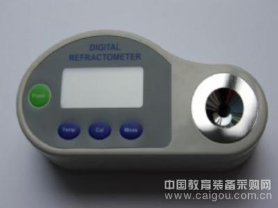 便携式数显折光仪/手持式折光仪/手持式糖量计/数显糖量计/糖量仪/切消液浓度计