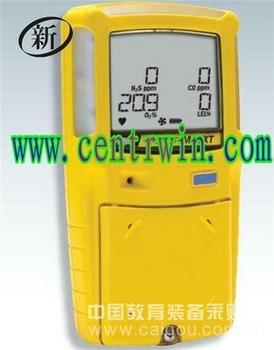 泵吸式复合气体检测仪/可燃气体检测仪/二合一气体检测仪(O2 可燃气体)加拿大 型号:BNX3-XW00-2