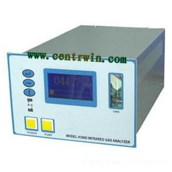 在线式红外气体分析仪(CO CO2) 型号:NKJ-H3860