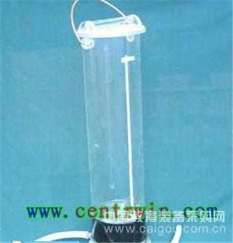 有机玻璃采水器1000ml 型号:WHL-CS2500
