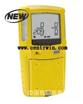 一体化泵吸式复合气体检测仪(CO H2 O2) 加拿大 型号:BNX3-XWH0-YZN