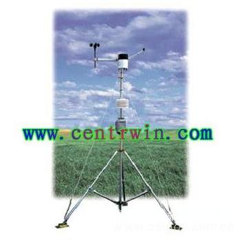 小型气象站/移动式自动气象站 6参数 型号:HDY-6