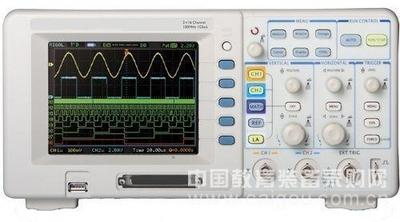 数字示波器 双踪示波器 示波器 型号:HAD1102D