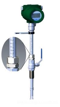 在线高温风速计/高温风量仪 型号:HAD-100F