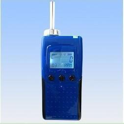 高精度高分辨率便携式非甲烷总烃检测报警仪