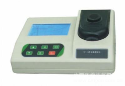 防腐防水防尘性能好便携式余氯测定仪