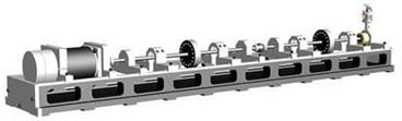 多功能柔性转子试验台        型号;HAD-ZHS-2/3