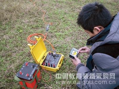 超级高密度电法系统