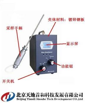 泵吸式氯甲烷检测报警仪