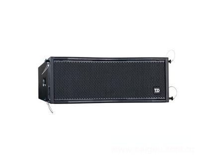 TD TA-L8双八寸线性阵列演出音箱