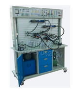 SQY型 双面液压(工业)气动PLC控制实验台