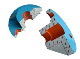 HC-JZTM型 木制机械制图测绘模型