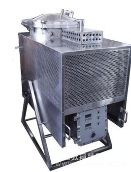 全不锈钢数控防爆溶剂回收机/防爆溶剂回收机